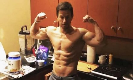 Mark Wahlberg is The Six Billion Dollar Man