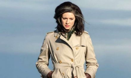 Outlander's Caitriona Balfe chats about Season 3