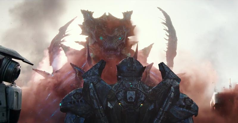 Monster bash – a look inside Pacific Rim Uprising