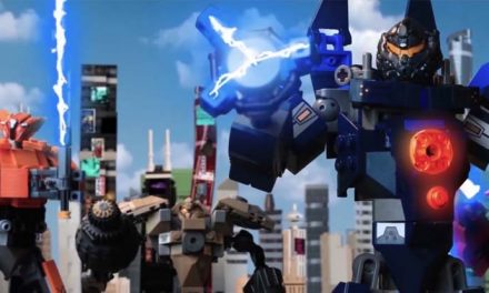 Pacific Rim Uprising – the LEGO trailer