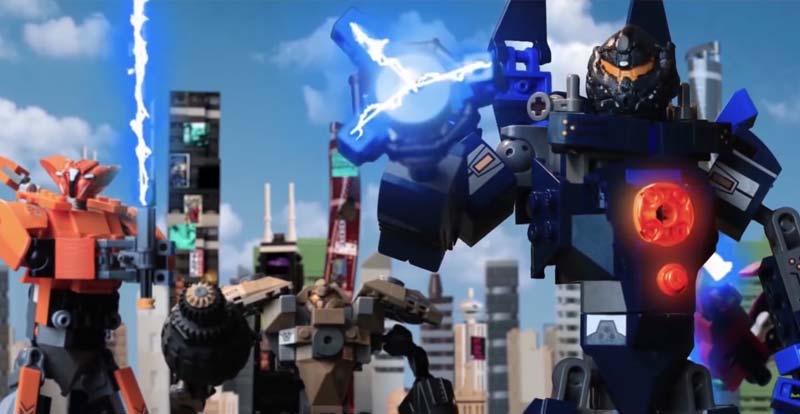 Pacific Rim Uprising – the LEGO trailer
