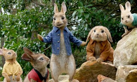 Peter Rabbit – review