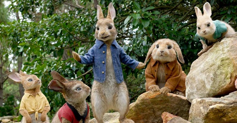 Peter Rabbit – review