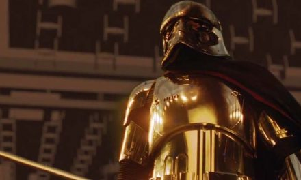 Star Wars: The Last Jedi – the fate of Phasma