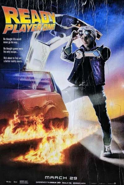 Ready Player One - Back to the Future
