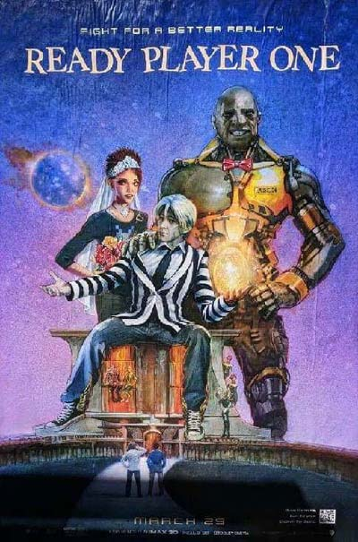 Ready Player One - Beetlejuice