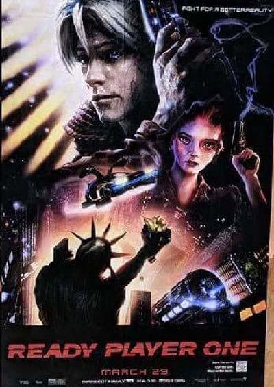 Ready Player One - Blade Runner