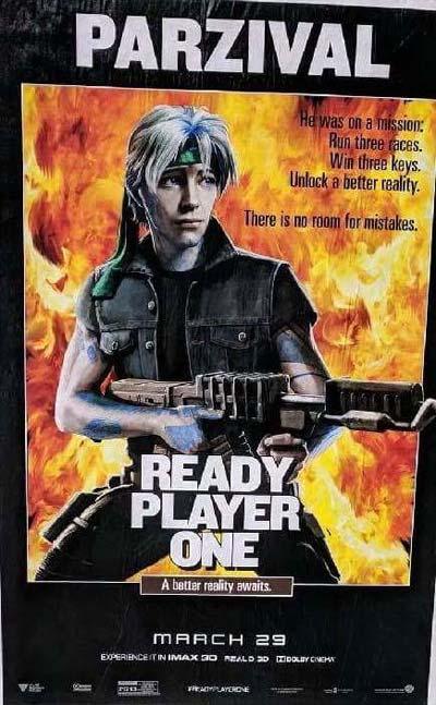 Ready Player One - Rambo