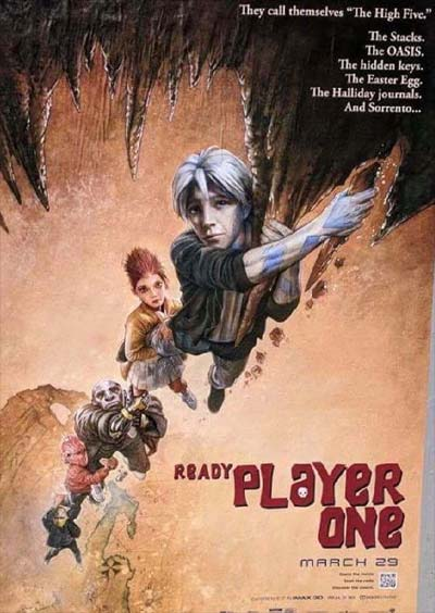 Ready Player One - The Goonies