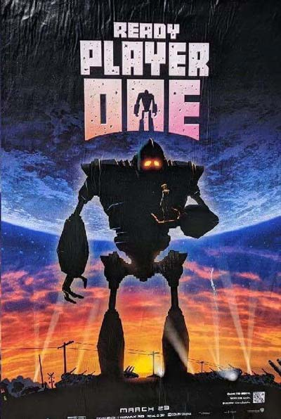 Ready Player One - The Iron Giant