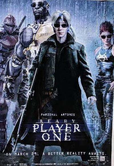 Ready Player One - The Matrix