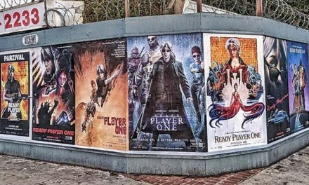 Ready Player One drops ace tribute posters