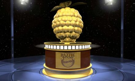 "The Razzies 2018 – all the, ahem, ""winners""…  ;)"