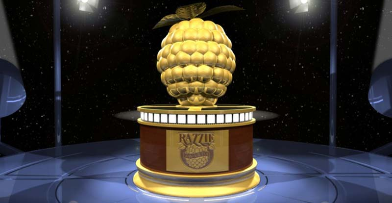 """The Razzies 2019 – all the… erm, """"winners"""""""