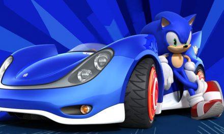 Gotta go fast! New Sonic racer teased