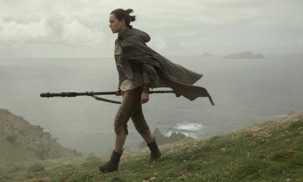 Star Wars: The Last Jedi on DVD, Blu-ray, 3D & 4K on March 28