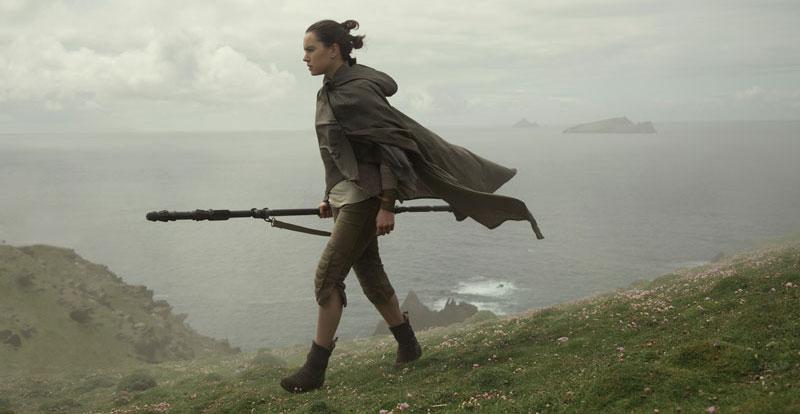 Star Wars: The Last Jedi on DVD, Blu-ray, 3D & 4K on March 28