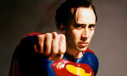 Nic Cage finally gets to be Superman!