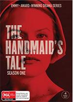 The Handmaid's Tale Season 1 DVD cover