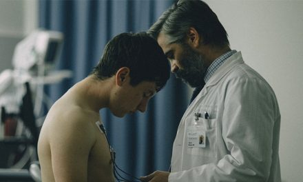The Killing of a Sacred Deer, on DVD March 21