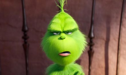Wake up to the first trailer for The Grinch