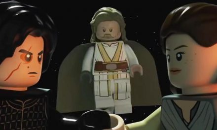 Star Wars: The Last Jedi – the LEGO mix in two minutes