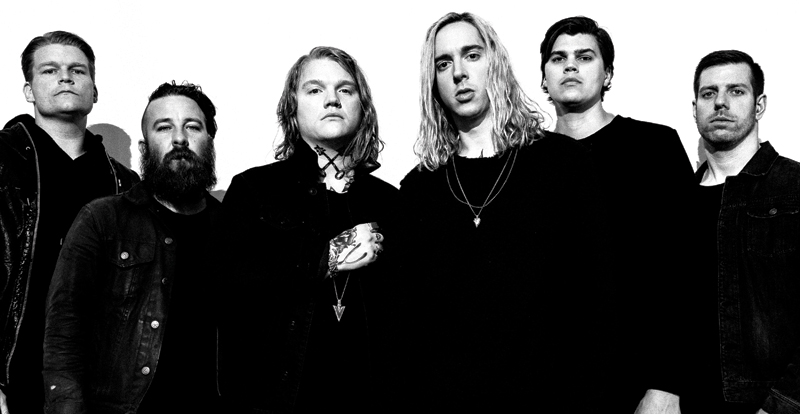 Q&A with Spencer Chamberlain of Underoath