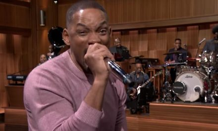 Will Smith sings some of television's greatest hits