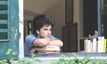 Call Me By Your Name on DVD and Blu-ray April 11