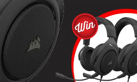 Win a Corsair gaming headset!
