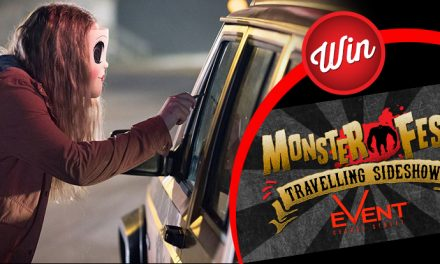 Win tickets to Monster Fest Travelling Sideshow