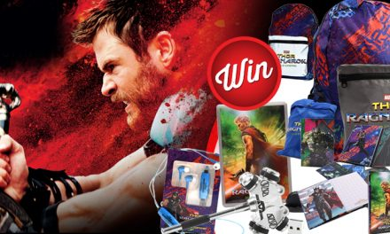 5 Thor: Ragnarok goody bags up-for-grabs