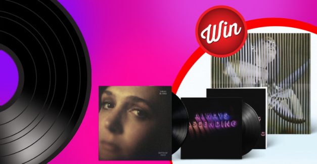 New release vinyl giveaway: March 2018