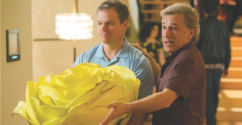 Downsizing on DVD, Blu-ray and 4K April 11