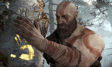 Hands-on with God of War on PS4
