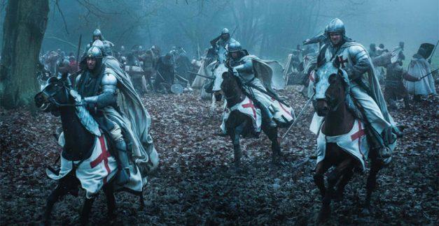Knightfall: Season One on DVD and Blu-ray April 4