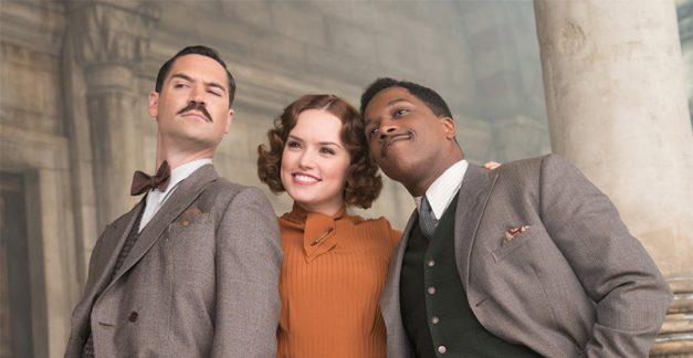 Murder on the Orient Express on DVD, Blu-ray and 4K March 21