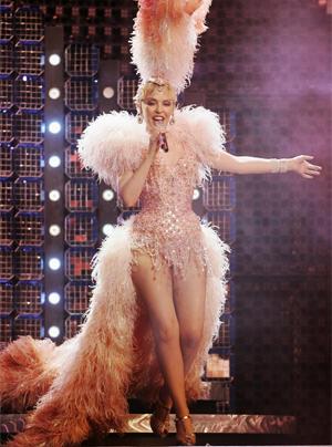 Kylie Minogue Showgirl Tour