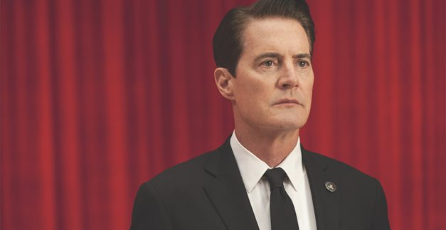 Twin Peaks: A Limited Event Series on DVD and Blu-ray March 28