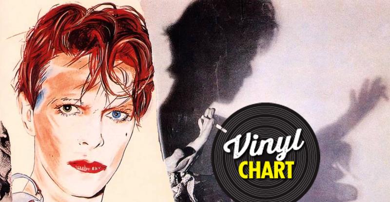 JB's vinyl chart (Feb 23 – March 1, 2018)