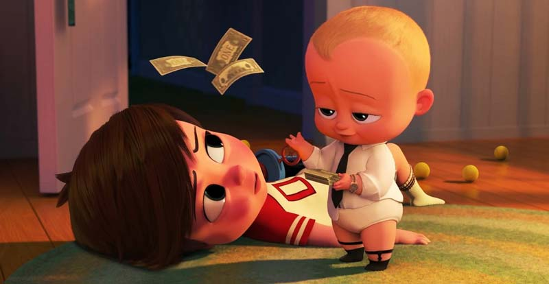 4K April 2018 - The Boss Baby