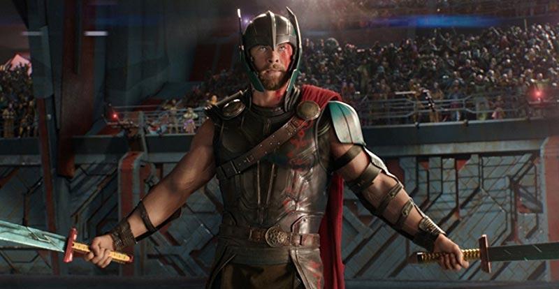 4K March 2018 - Thor: Ragnarok