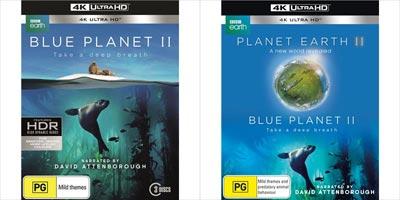 4K April 2018 - Blue Planet II double