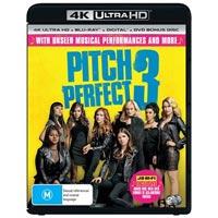 4K April 2018 - Pitch Perfect 3