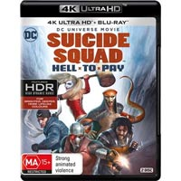 4K April 2018 - Suicide Squad: Hell to Pay