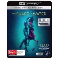 4K May 2018 - The Shape of Water