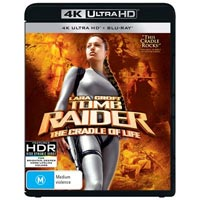 4K March 2018 - Lara Croft: Tomb Raider - The Cradle of Life