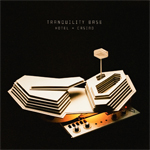 Arctic Monkeys Tranquility Base