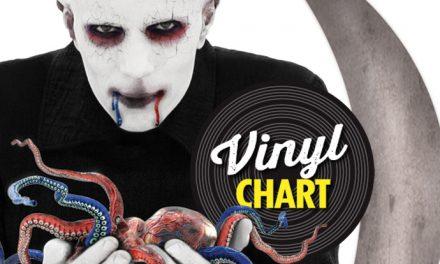 JB's vinyl chart (April 20 – 26)