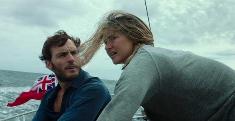 CinemaCon 2018 – Adrift